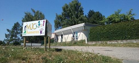 La Maison des Jeunes et de la Culture de Bussières  (SDH)